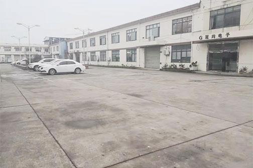 昆山森睿达机电设备有限公司